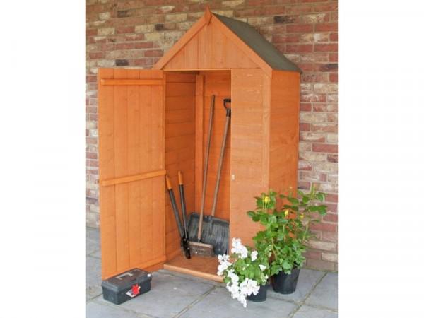 Homewood Overlap 3 x 2ft Garden Tool Store