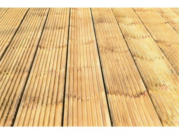 Forest Wooden Patio Deck - Set of 50