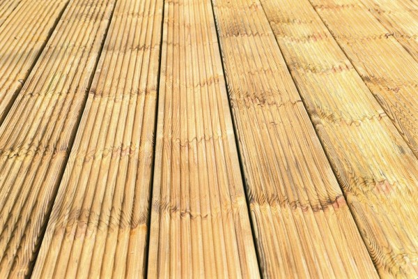 Forest Wooden Patio Deck Board - Pack of 20