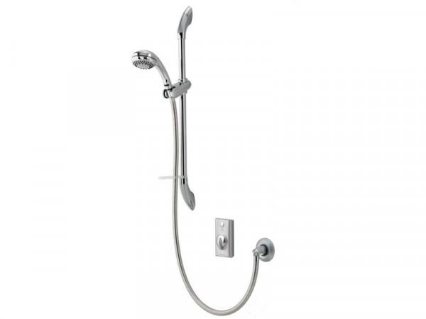 Aqualisa AQ Digital Shower - Rear Fed Low Pressure/Pumped