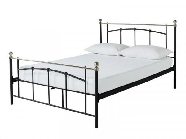 Black Argos Home Kanso Kingsize Bed Frame