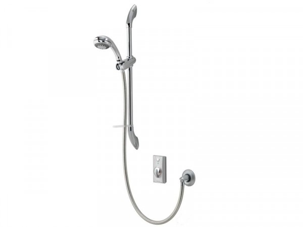 Aqualisa AQ Digital Shower - Rear Fed High Pressure