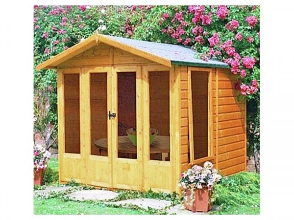 Homewood Parham Summerhouse 7 x 7ft