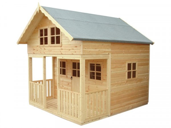 LODGE HI SPEC 2 STOREY PLAYHOUSE