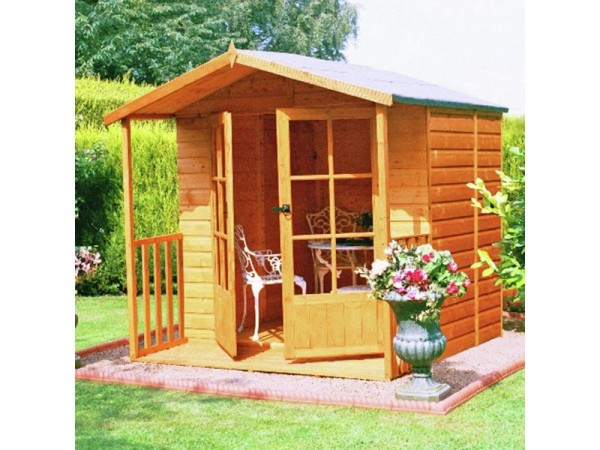 Homewood Alnwick Summerhouse 7 x 7ft