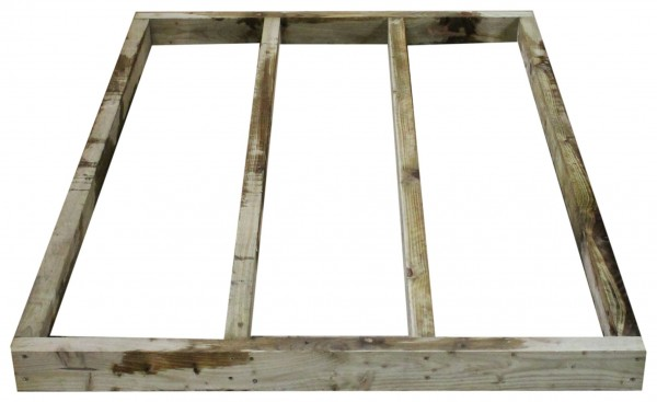 Merica 6ft x 4ft Shed Base