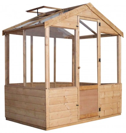 Mercia 4ft x 6ft Traditional Greenhouse