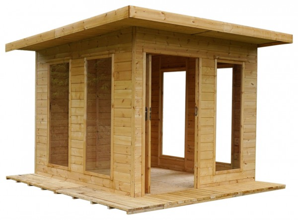 Mercia 10ft x 10ft Premium Summerhouse