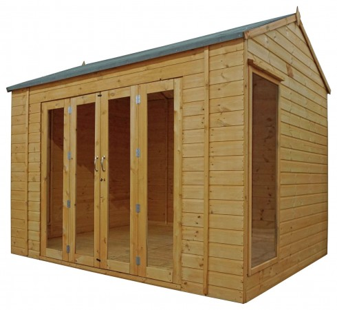 Mercia 10ft x 8ft Vermont Summerhouse