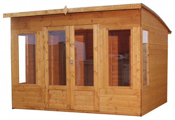 Mercia 10ft x 8ft Helios Summerhouse