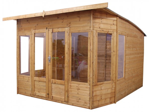 Mercia 10ft x 10ft Helios Summerhouse