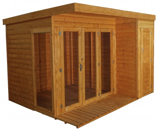 Mercia 10ft x 8ft Garden Room
