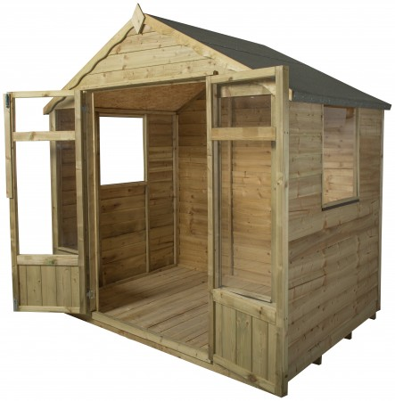 Forest Oakley Summerhouse 7 x 5ft