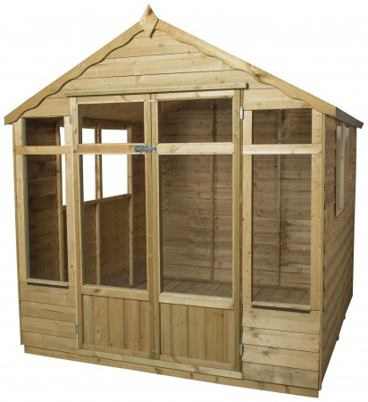 Forest Oakley Summerhouse 7 x 7ft