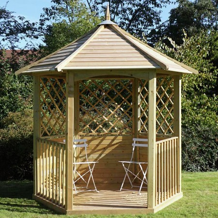 Mercia Premium Traditional Lincoln Gazebo