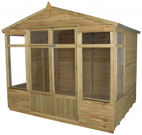 Forest Oakley Summerhouse 8 x 6ft