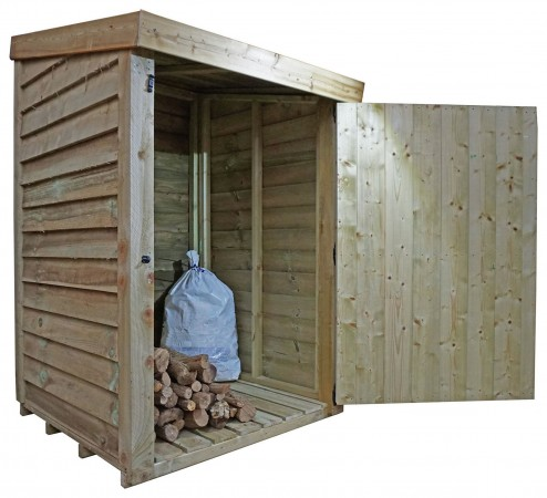 Mercia Garden Products 3ft x 3ft Pressure Treated Store