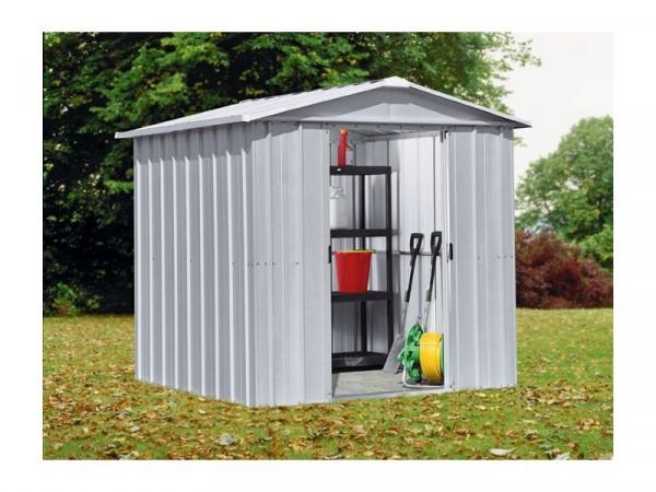 Yardmaster Metal Garden Shed - 6 x 6ft