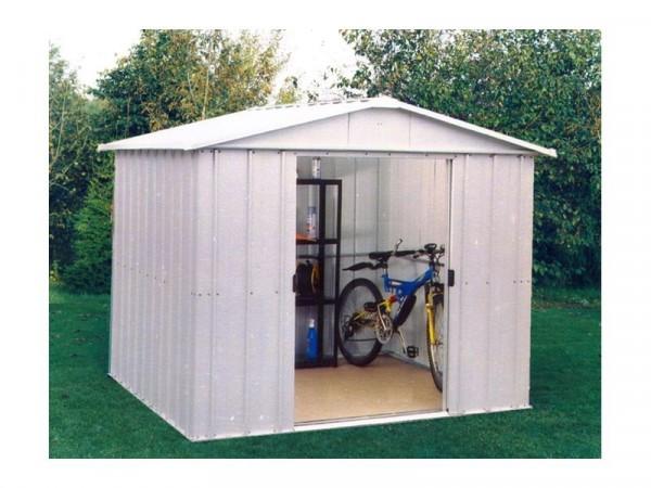 Yardmaster Metal Garden Shed - 8 x 7ft