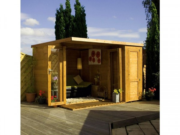 COMBI SUMMERHOUSE