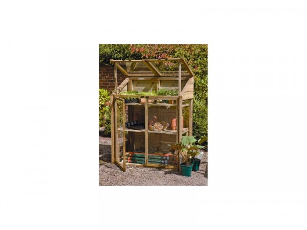 Forest Garden Mini Greenhouse - 144 x 120