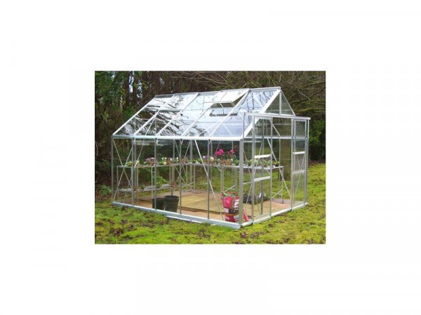 ALUMINIUM 810 DOUBLE DOOR GREENHOUSE