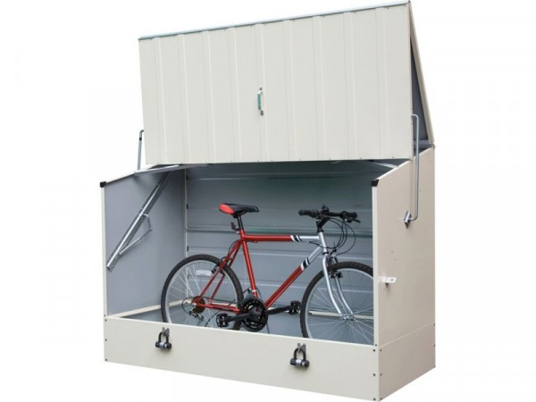 Trimetals Protectacycle Garden Bike Storage