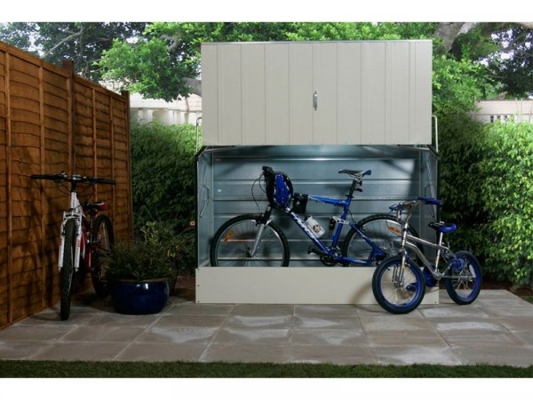 Trimetals Garden Bike Storage