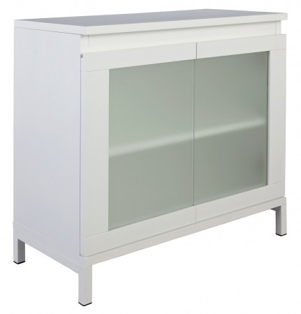 Argos Home Ice Undersink Storage Unit - White