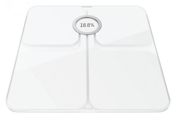 Fitbit Aria 2 Wi-Fi Body Weight Analysis Scale - White