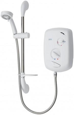 Triton Zante 4 9.5kW Electric Shower - White