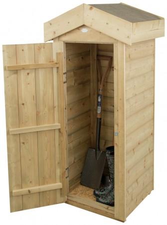 Forest Shiplap Small Garden Store - 250 Litre