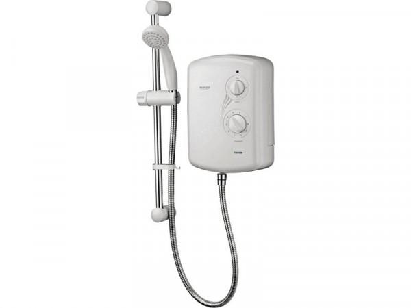 Triton Madrid II 8.5kW Electric Shower - White