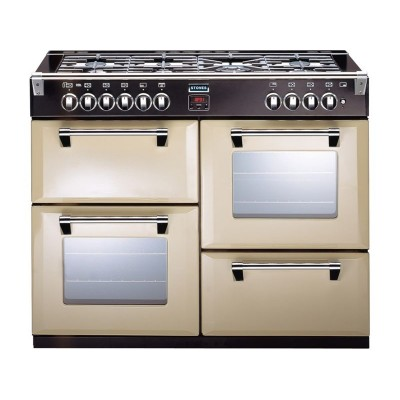 Stoves Richmond 1100DFT Dual Fuel Range Cooker - Champagne