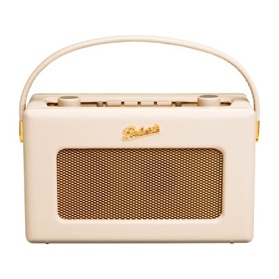 ROBERTS REVIVAL CREAM LEATHER RADIO