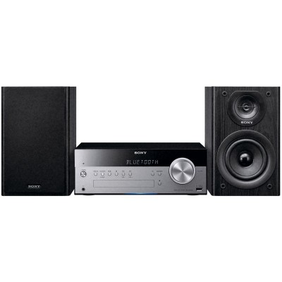 Sony CMT-SBT100B CD Micro System with Bluetooth