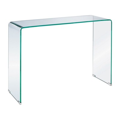 Habitat Gala Glass Console Table