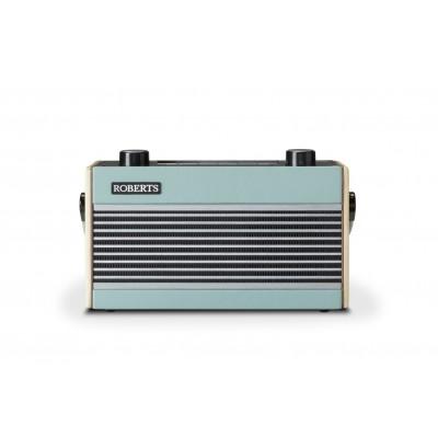 Roberts Rambler Retro Bluetooth DAB Radio - Blue