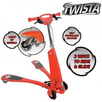 Twista X Scooter - Red