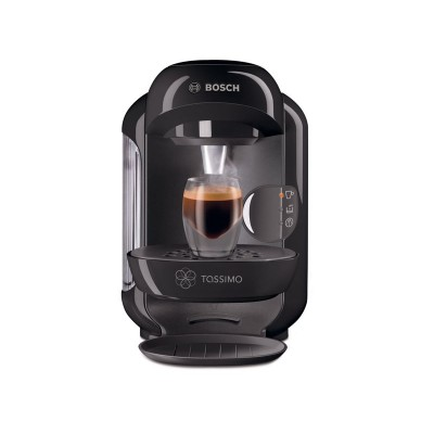 Tassimo by Bosch T12 Vivy Coffee Machine - Black