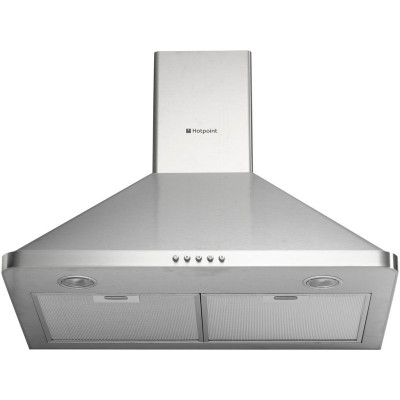 Hotpoint Newstyle HHP7.5CM Built-in Hood - S/Steel