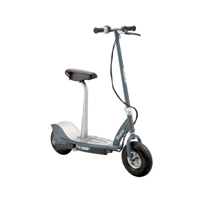 Razor E300S Scooter - Matte Grey