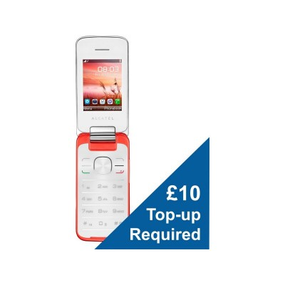 Argos Product Support For Vodafone Alcatel 2010g Mobile