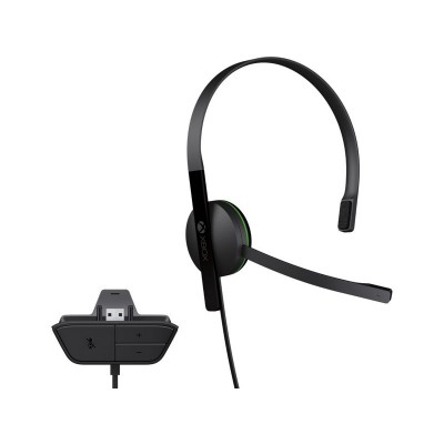 Xbox One Official Chat Headset