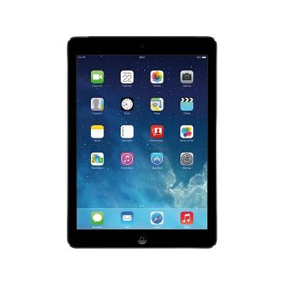 iPad Air Wi-Fi and 4G 16GB - Space Grey