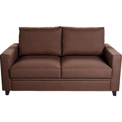 Hygena Seattle Regular Sofa with Storage - Brown.