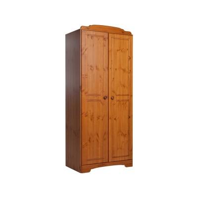 Argos Home Nordic 2 Door Wardrobe - Pine
