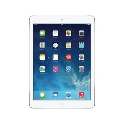 iPad Air Wi-Fi and 4G 16GB - Silver