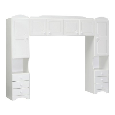 Argos Home Nordic Overbed Fitment - Soft White