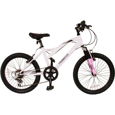 Muddyfox Havana 20 Inch Bike - Girls'